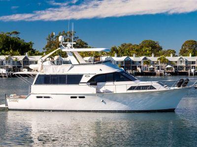 Lita Ocean 56 Cockpit Motor Yacht