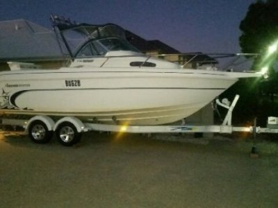 Haines Hunter 680 Patriot GREAT FISHING RIG AND WELL PRICED TO SELL!!