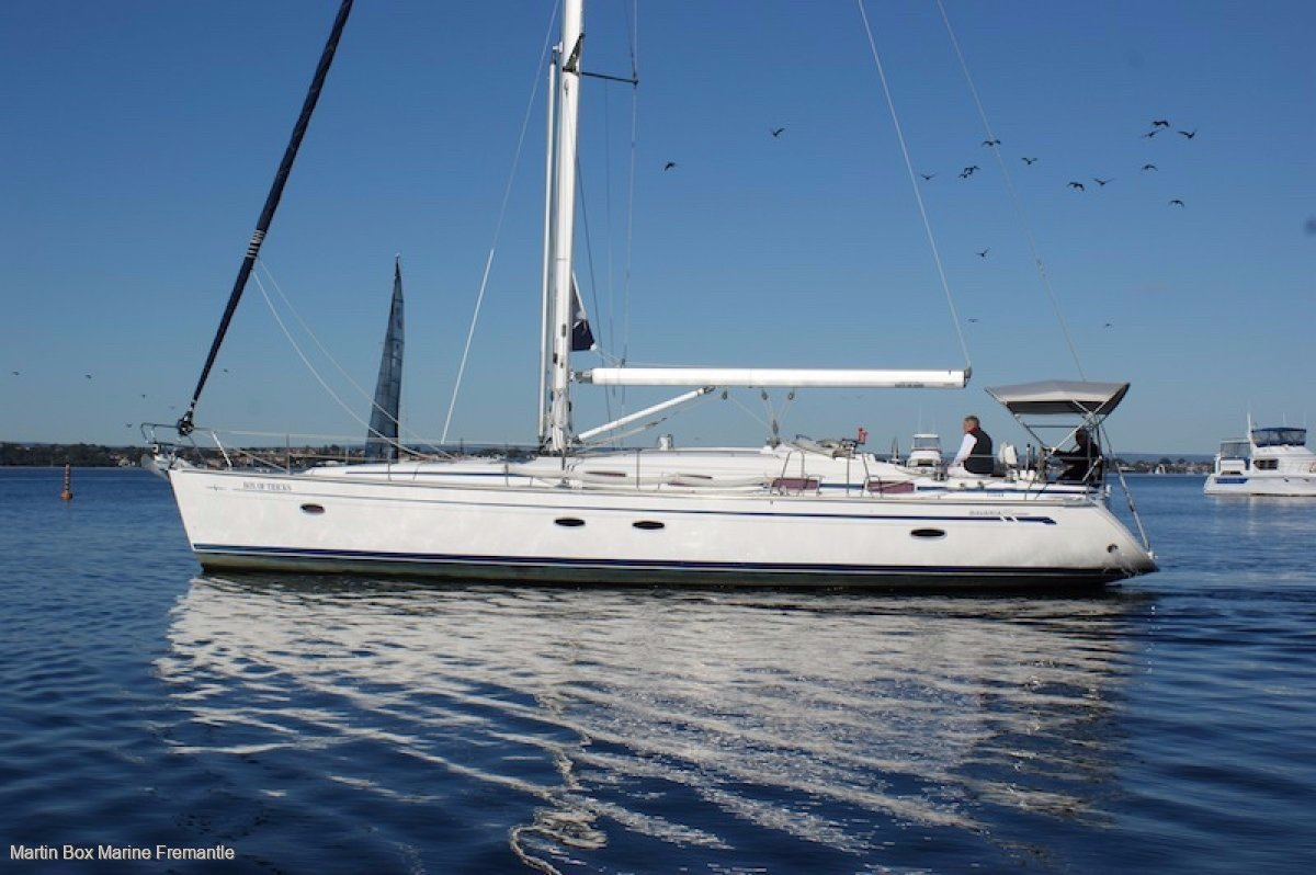 Bavaria Cruiser 50 With One Owner Histroy