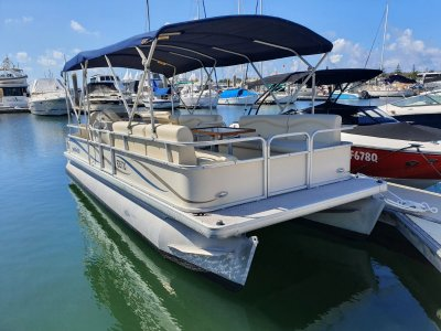 Sweetwater 2380 RE Pontoon Boat