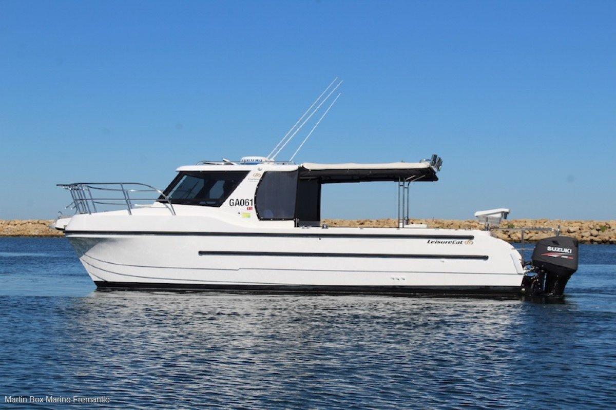 Leisurecat Kingfisher Express 10M