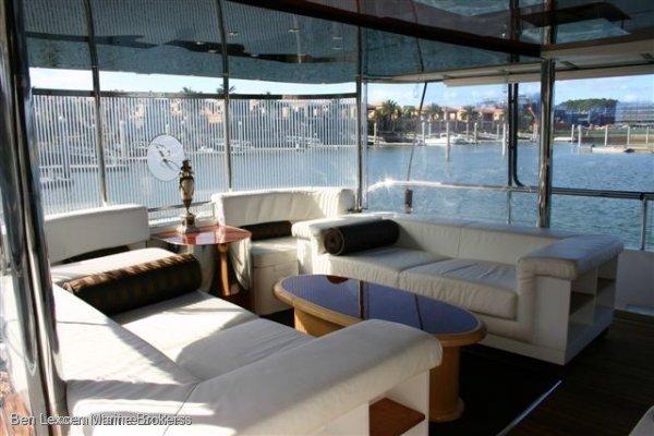 Hershine 88 Motor Yacht