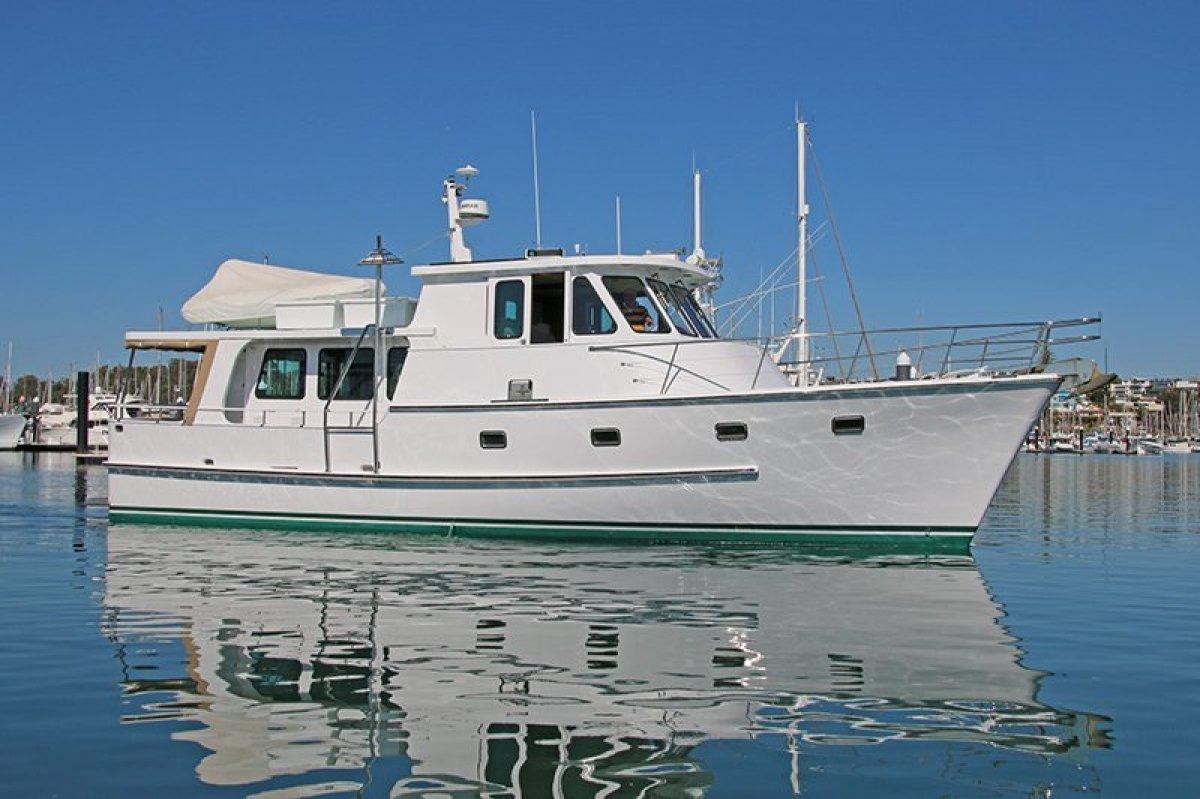 Caterson 50 Pilothouse Motor Cruiser