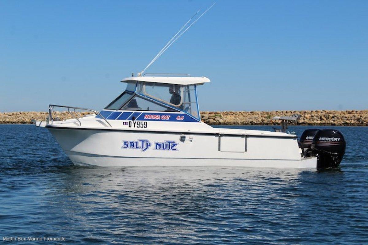 Noosa Cat 6.6 / 2300 / 2400 (2016 Mercury outboards)