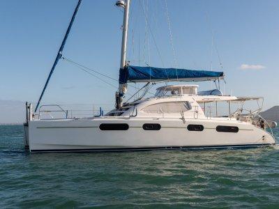 Leopard Catamarans 46 Taxes Paid!