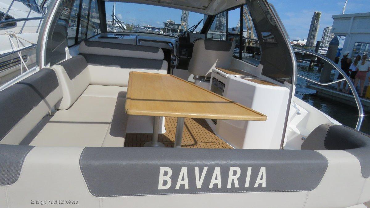 Bavaria S33 HT