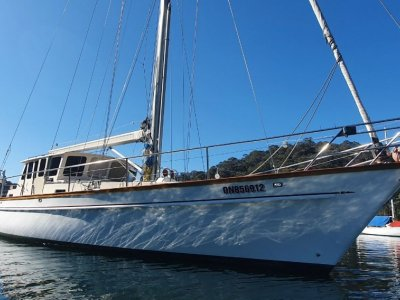 Stuart 47 Motor Sailer