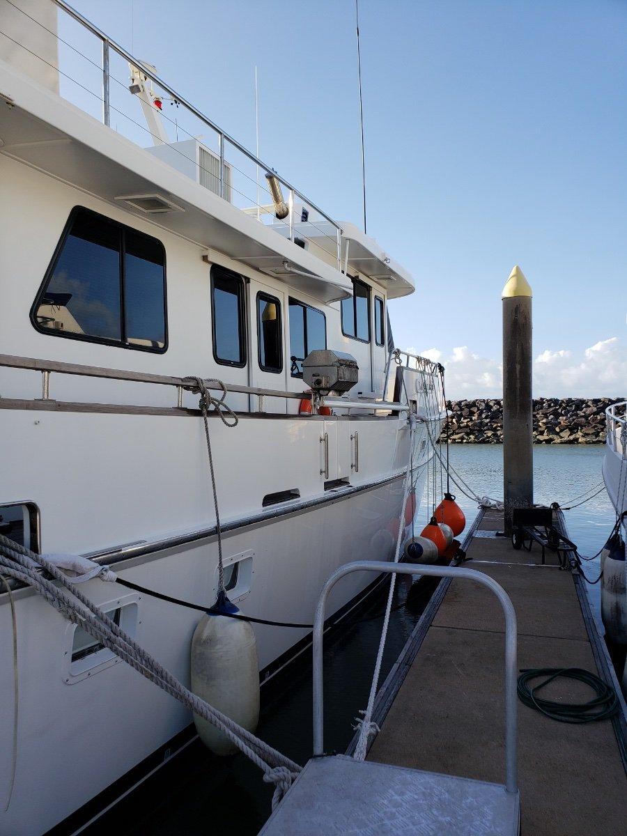 Marina berth 20m