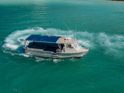 Star Aluminium Fishing Vessel
