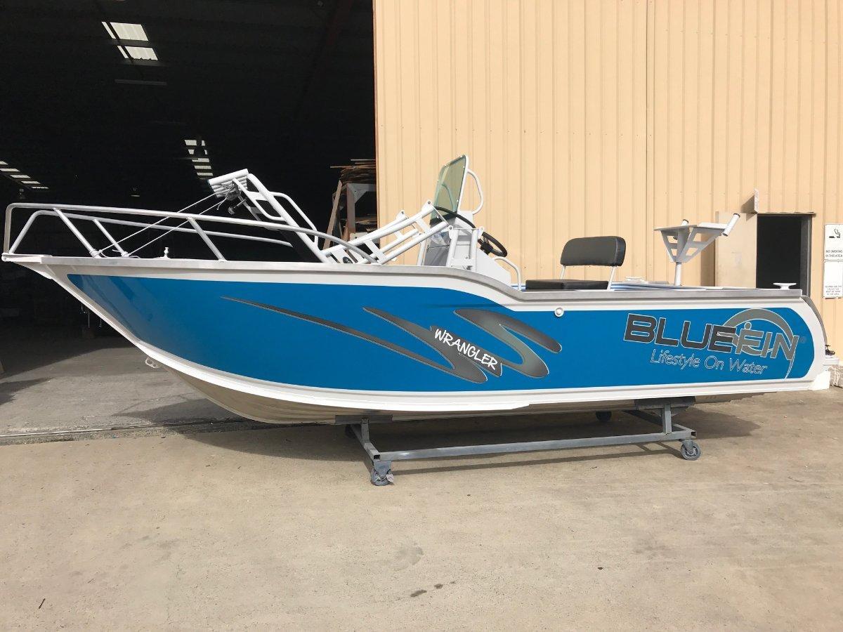 Bluefin 6.20 Wrangler