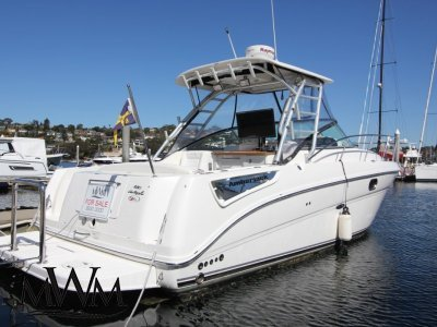 Sea Ray 290 Amberjack Twin Shaft Drive