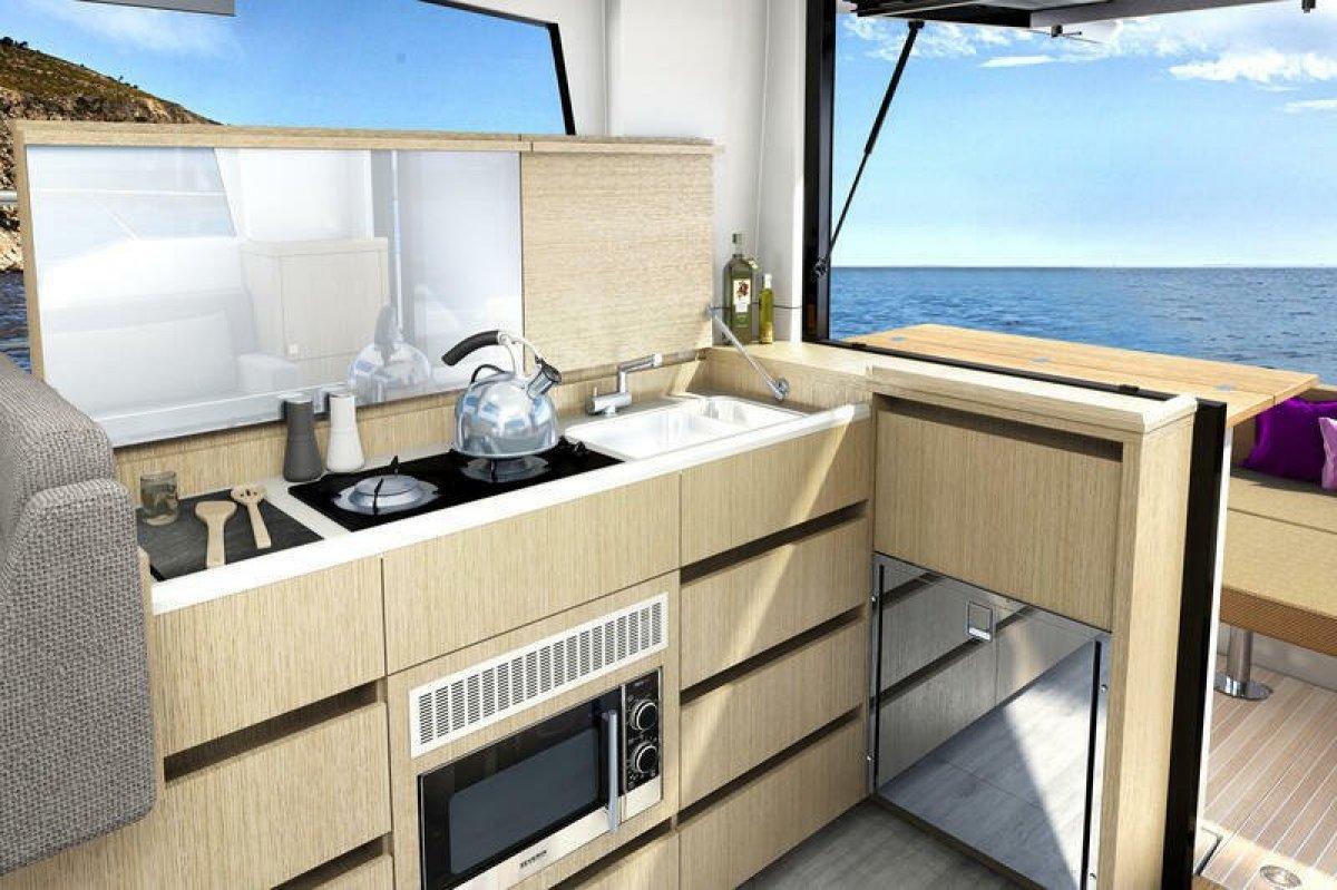 Sealine C335V Outboard Power - Save EUR 30,483