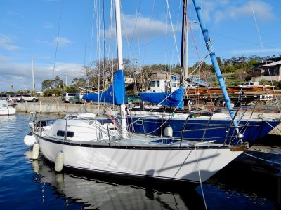 Joubert Koala 24 EXCELLENT CONDITION, NEW ENGINE AND RIGGING!
