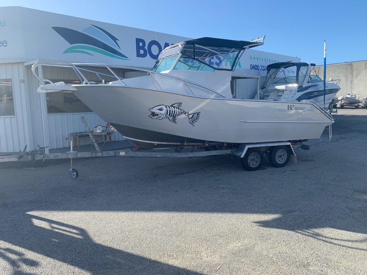 Wakemaker Cuddy Cabin 6.5m NEW HULL OVERALL LENGTH 7.3M
