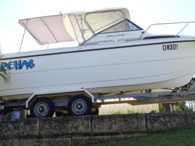 Kevlacat 2400 Offshore GREAT VALUE AND PRICED TO SELL!