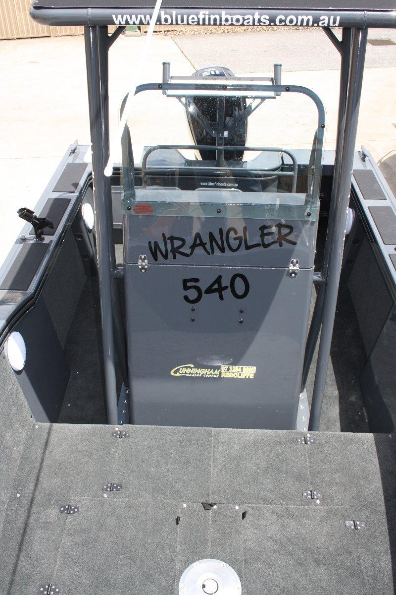 Bluefin 5.40 Wrangler