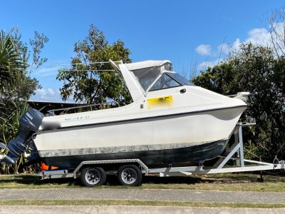 Noosa Cat 5.2 Runabout