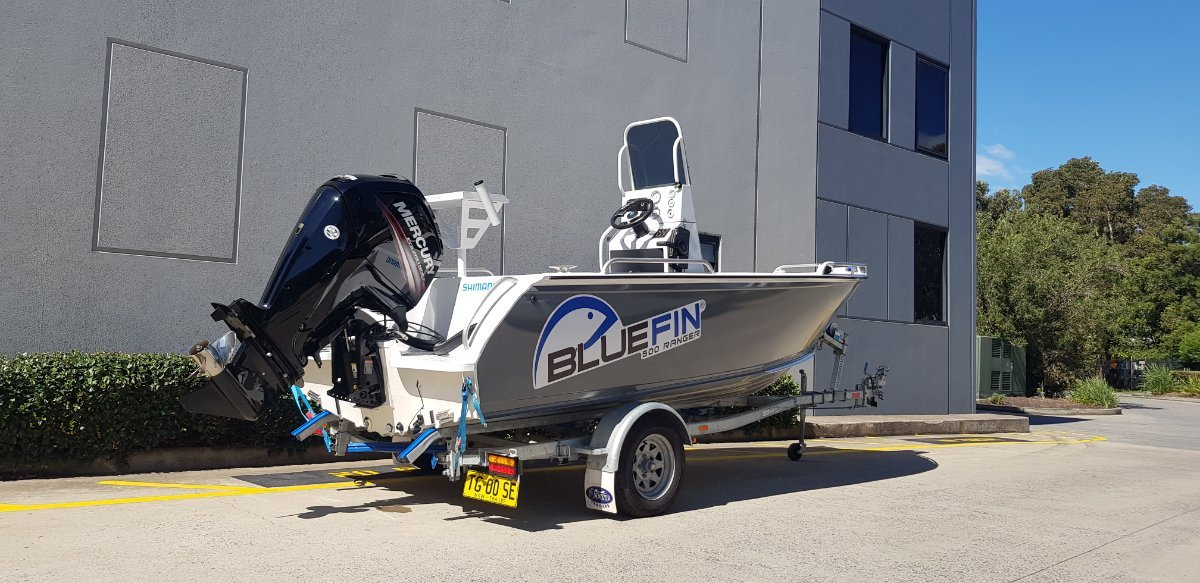 Bluefin 5.00 Ranger