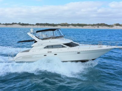 Sea Ray 450 Express Bridge *NOW REDUCED*