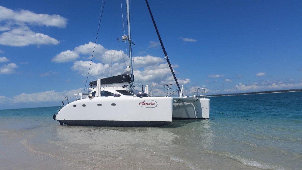 Spirited 380 Catamaran