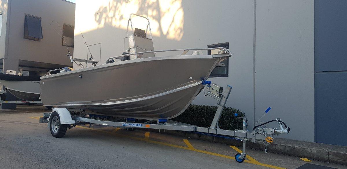 Bluefin 4.80 Ranger