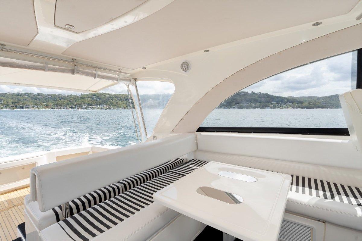 Riviera 48 Offshore Express
