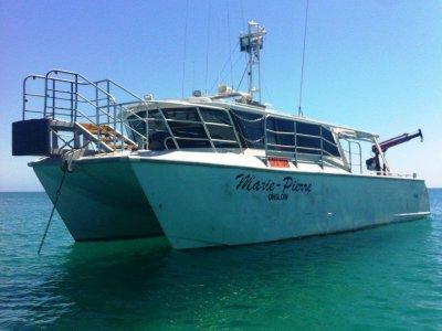 Xtreme Marine Jet Work Vessel
