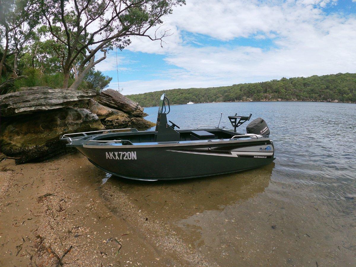 Bluefin 5.40 Ranger