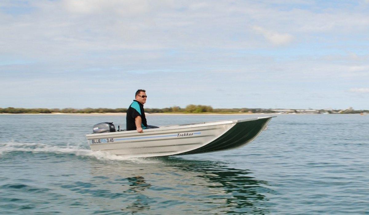 New Bluefin 3.45 Trekker