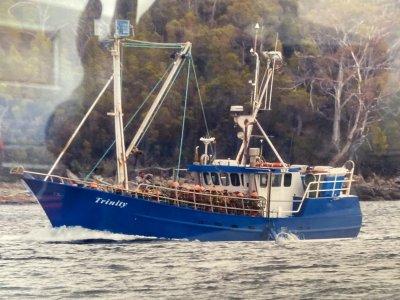 Chris Williams Design Fishing Vessel