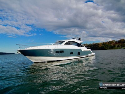 Fairline Targa 58 GT - Innovation beyond it's age...