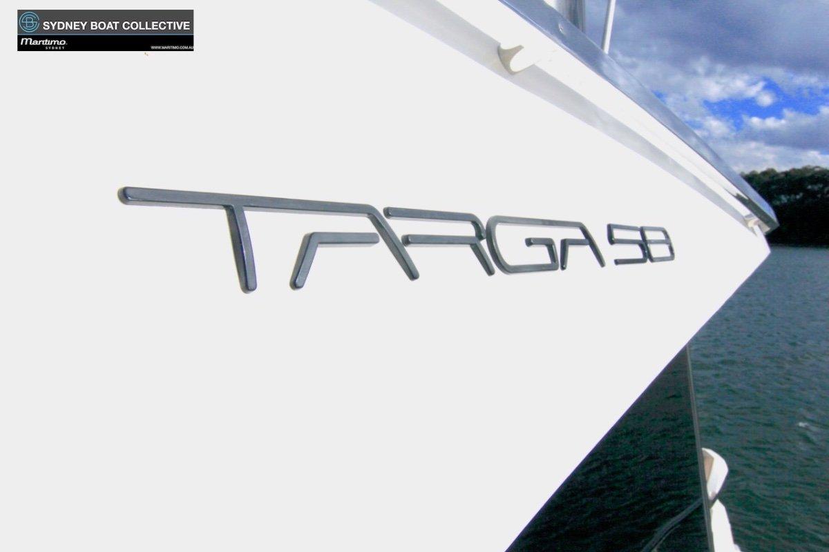 Fairline Targa 58 GT - Innovation beyond it's age...