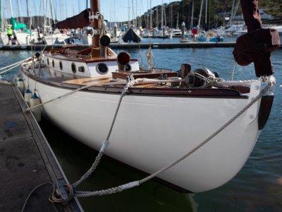 Custom Hertiage Yacht