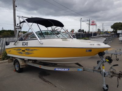 Sea Ray 175 Sport 50th Anniversary Edition