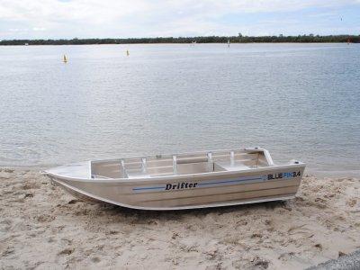 Bluefin 3.60 Drifter