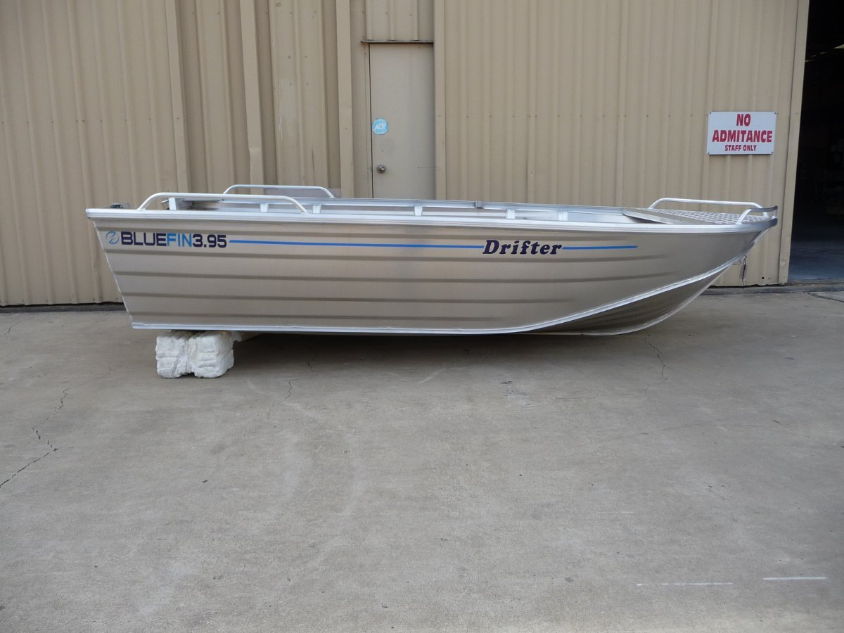 New Bluefin 4.15 Drifter