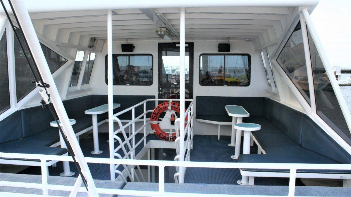 Nqea Catamaran