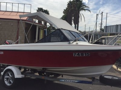 Pacemaker 470 Runabout - Immaculate