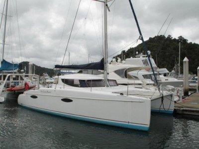 Fountaine Pajot Cruising Catamaran