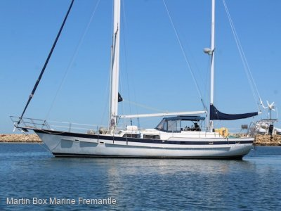 Irwin 52 Cutter Ketch World Explorer