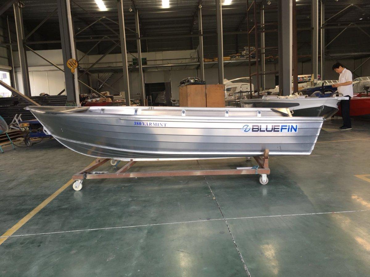 New Bluefin 3.80 Varmint