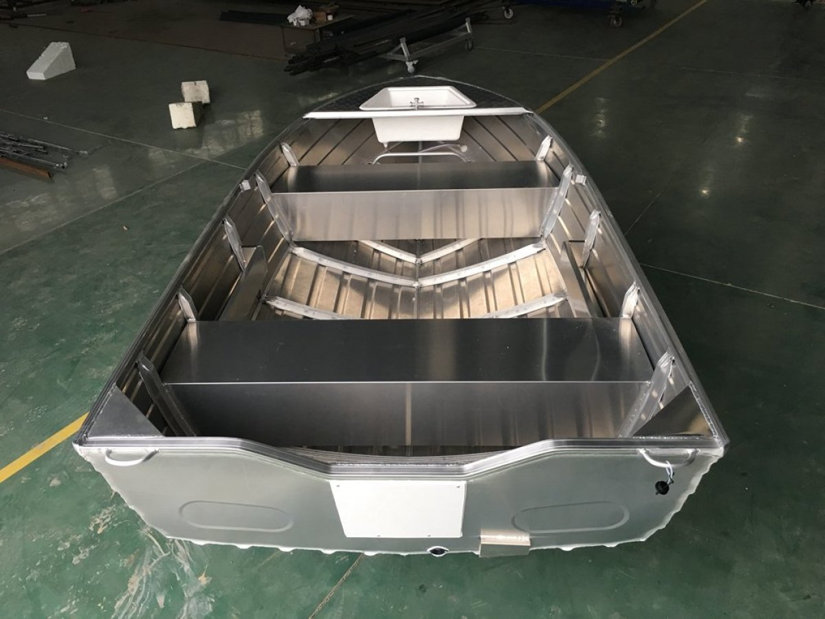 New Bluefin 3.80 Varmint WB