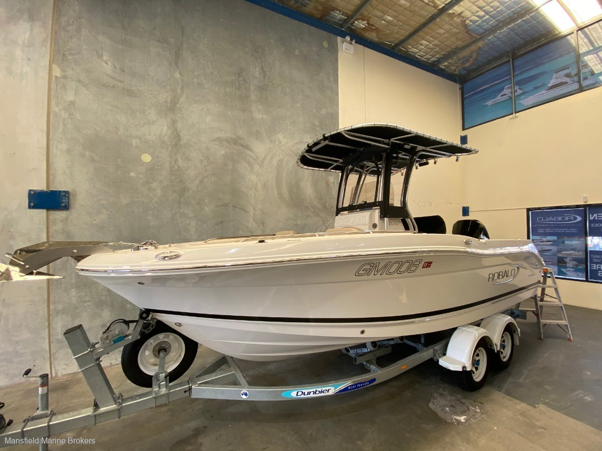 Robalo R200:Complete package