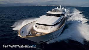 Cantieri Di Pisa Akhir 108 Luxury Yacht- Expressions of interest invited.:Sistership