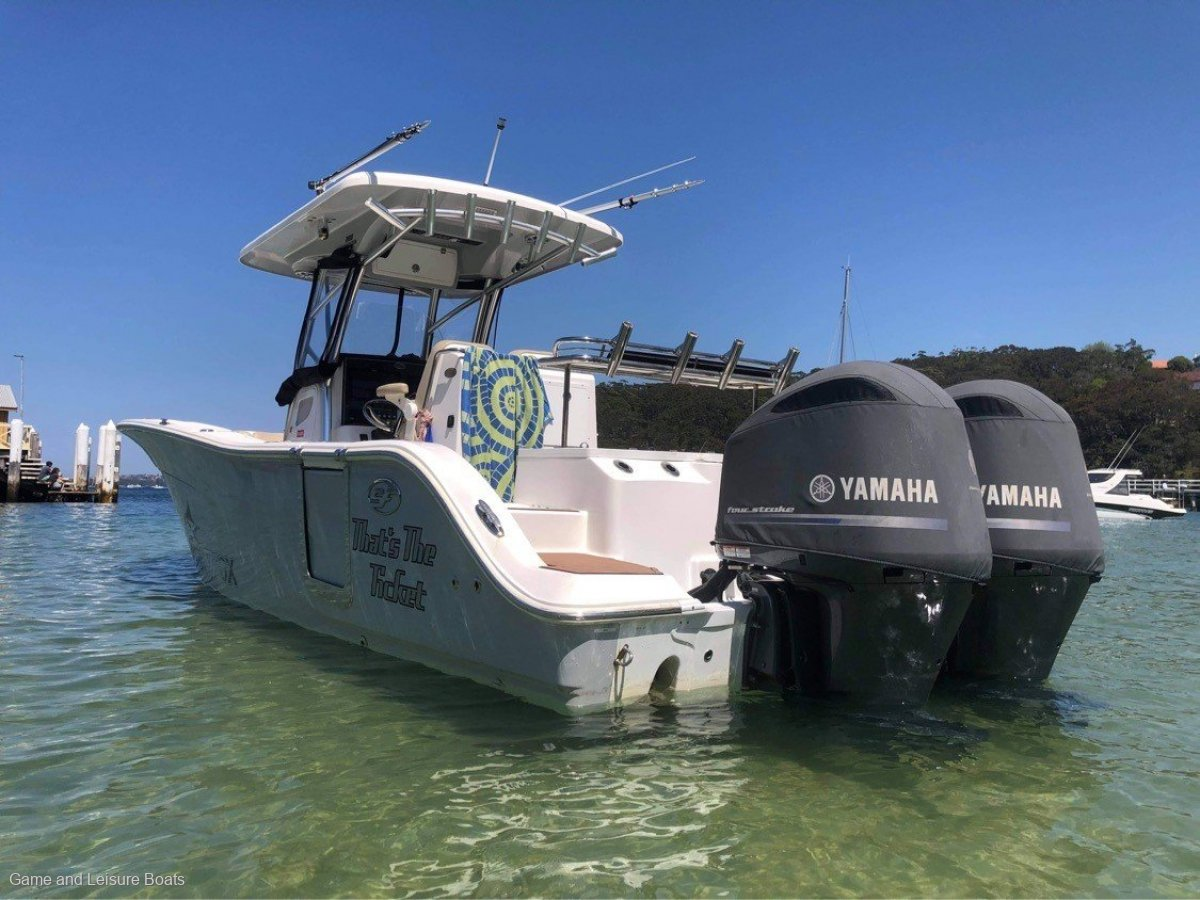 Sea Fox 288 Commander -2016 MY