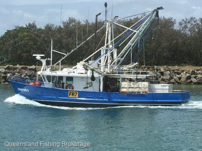 TS446 17.35M Steel Commercial Trawler Package