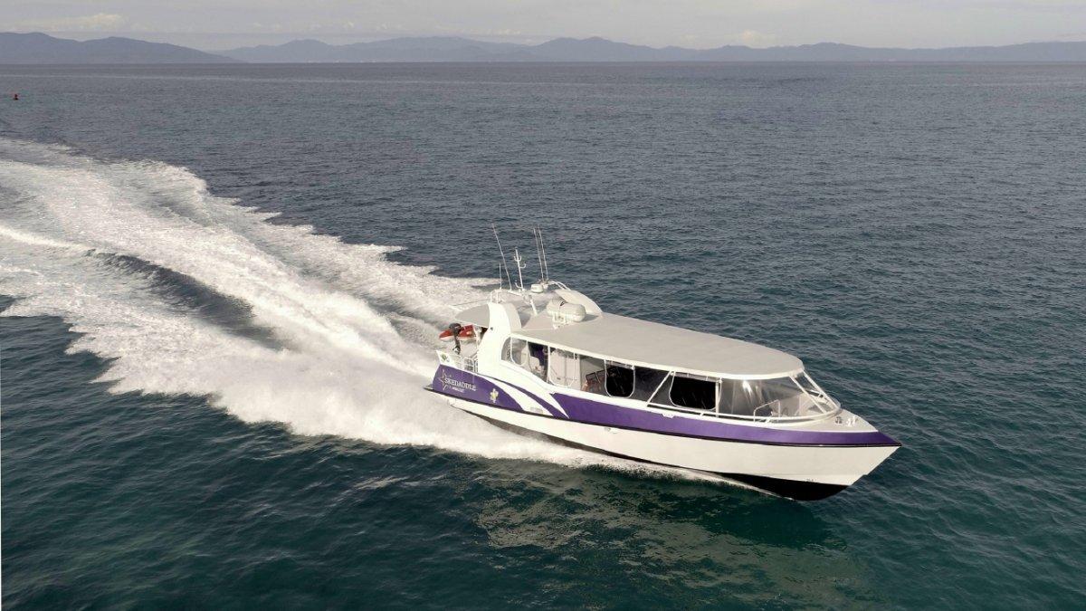 Far North Fabrication Jet Boat