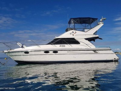 Fairline Brava 36 Caterpillar engines, diesel and shaft drive