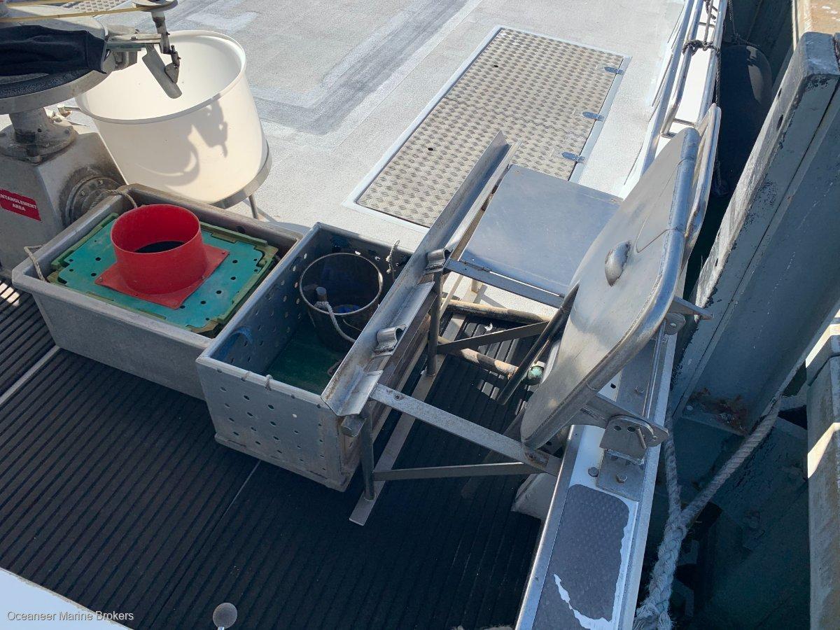 Westcoaster Fishing Vessel by Freeman Bay