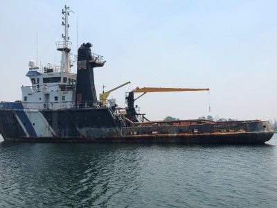 Salvage Tug- Click for more info...
